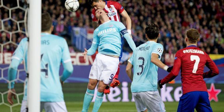 PSV loot voor groepsfase Champions League