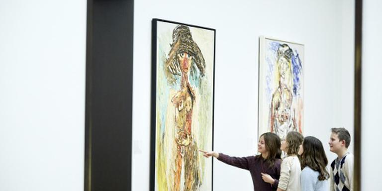 Haags Gemeentemuseum ontruimd na brandalarm