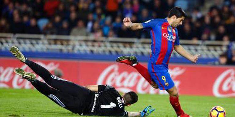 Barça ontvangt Real met zes punten achterstand