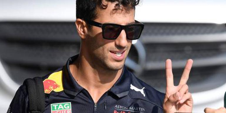 Ricciardo verlaat na dit seizoen Red Bull