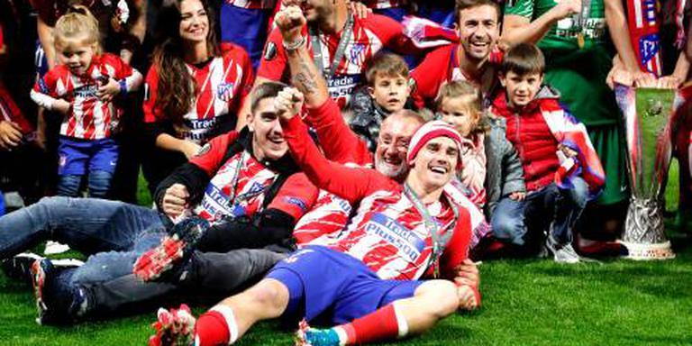 Griezmann vervult zijn droom bij Atlético
