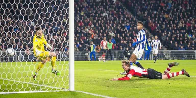 Valse start PSV in 'week van de waarheid'