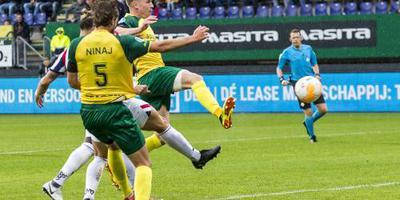 Fortuna pakt ook tegen Willem II een punt