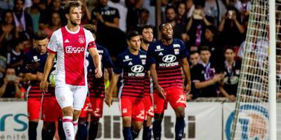 Ajax verliest van Bosz in oefenduel
