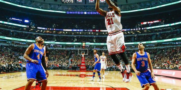 Butler beter dan Jordan voor Bulls