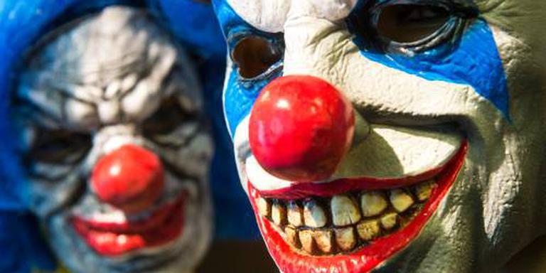 Horrorclowns niet welkom op Halloween in Oss