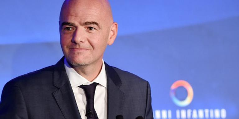 Rusland steunt FIFA-kandidaat Infantino