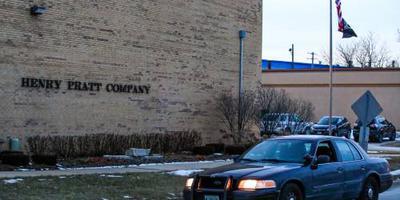 Schutter doodt vijf mensen nabij Chicago