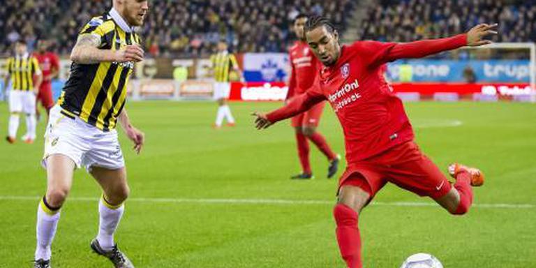 Vitesse moet Van der Werff zes weken missen