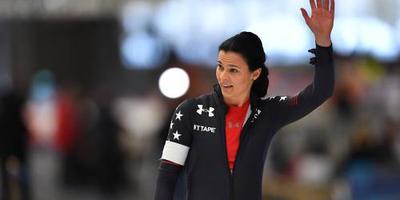 Bowe wint 1000 m, Kodaira leidt na 1e dag