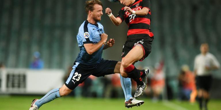 Berger technisch directeur Sydney FC