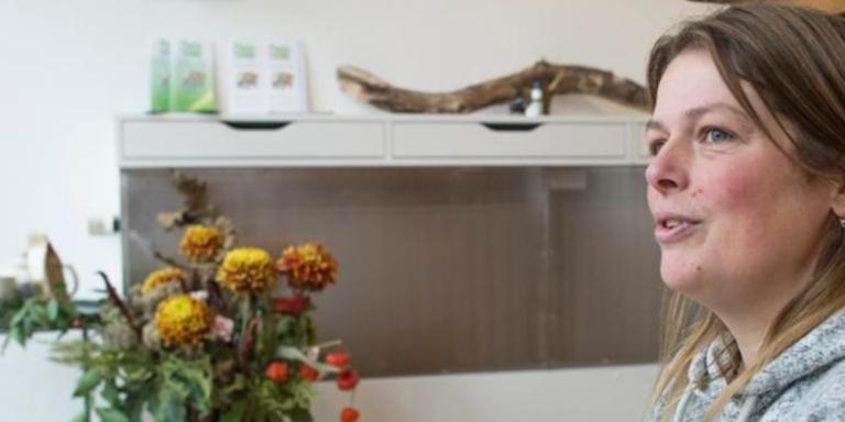Gonnie Bruintjes sluit haar CBD Store, mocht het bezwaar tegen de opgelegd eboete niks uithalen. Foto: Duncan Wijting