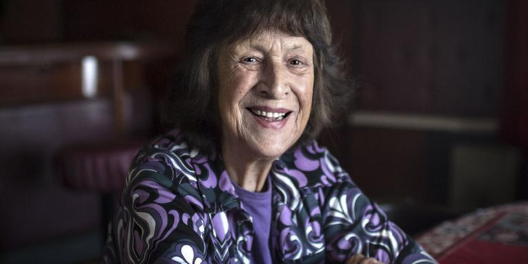 Tante Rie, keizerin van The Corner, overleden