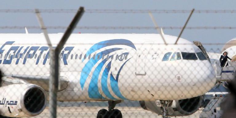 Egyptisch leger ontving noodsignaal vliegtuig