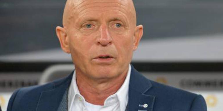 Tsjechische bondscoach stopt ermee
