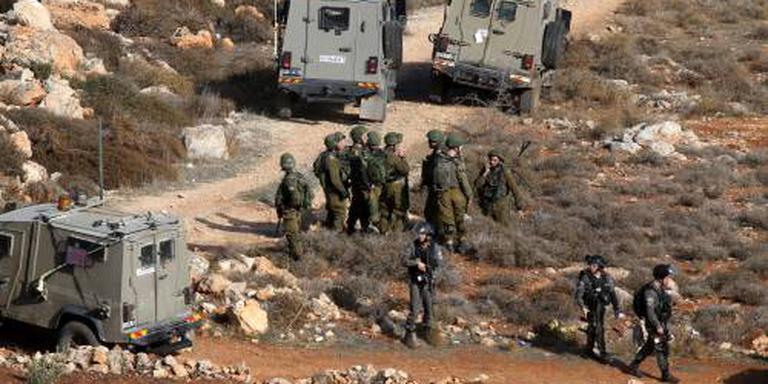 Palestijnen bestoken Israëlische legerpost