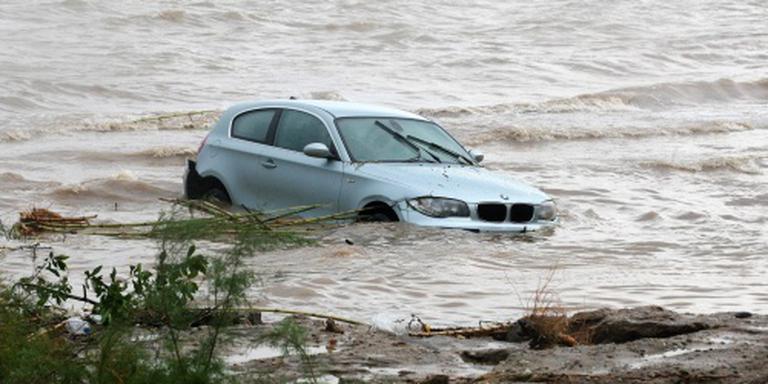 Doden door overstromingen in Griekenland