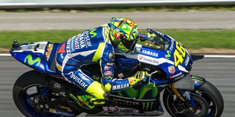 Italiaanse eerste startrij bij MotoGP