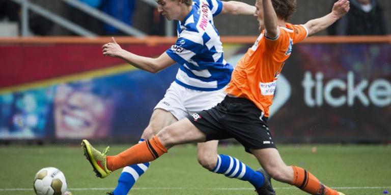Vier debutanten bij Jong Oranje
