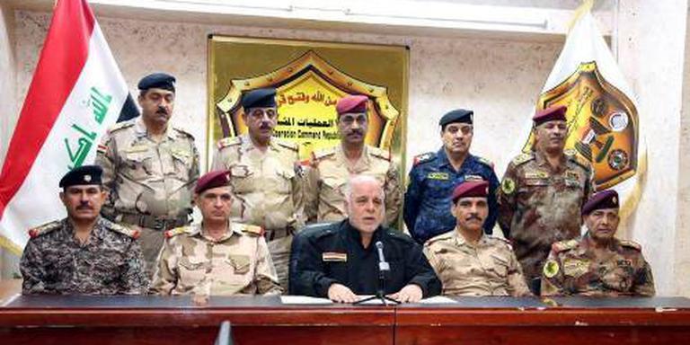 Iraaks leger rept van zware verliezen IS