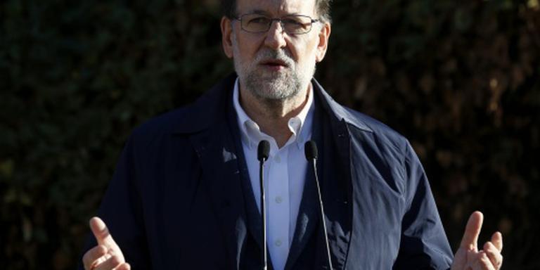 Spaanse socialisten: geen coalitie met Rajoy
