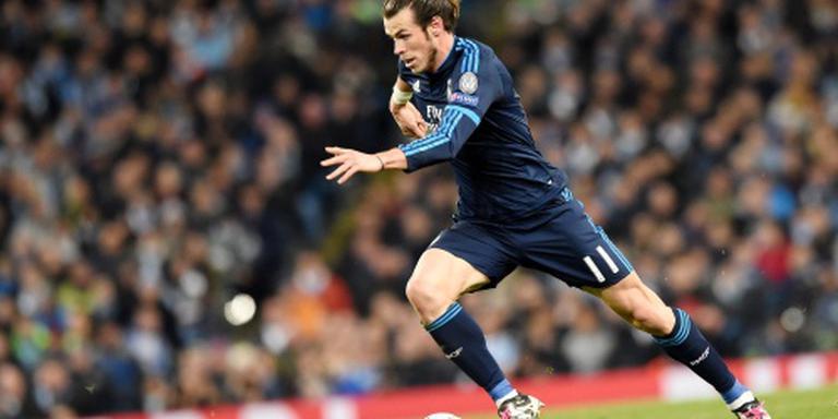 Bale houdt Real in titelrace