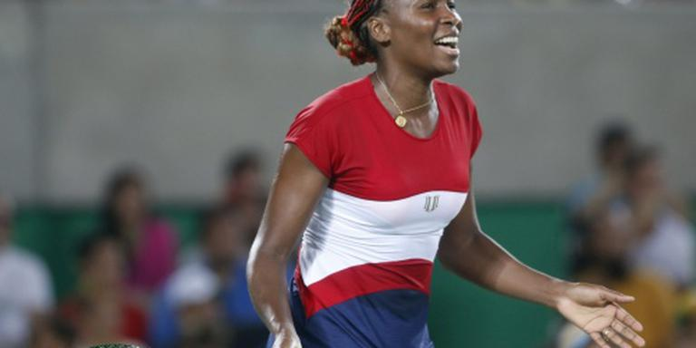Flipkens schakelt Venus Williams uit