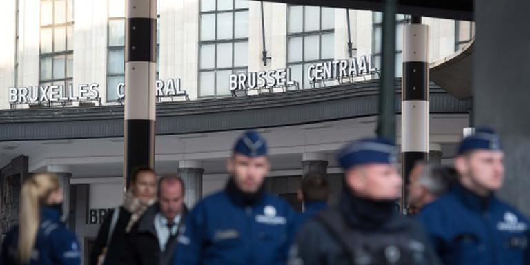 Strenge toegangscontroles op stations Brussel