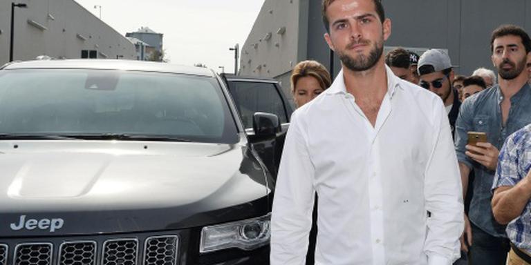 Pjanic voor vijf jaar naar Juventus