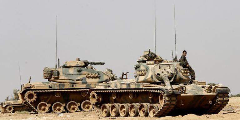'IS is kwart van grondgebied kwijt'