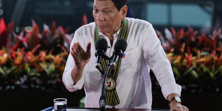 Duterte heeft Obama niet meer nodig