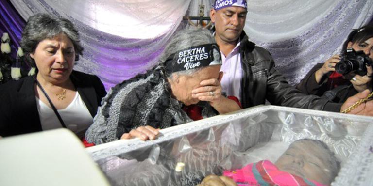 Ambassadeur naar Honduras na moord