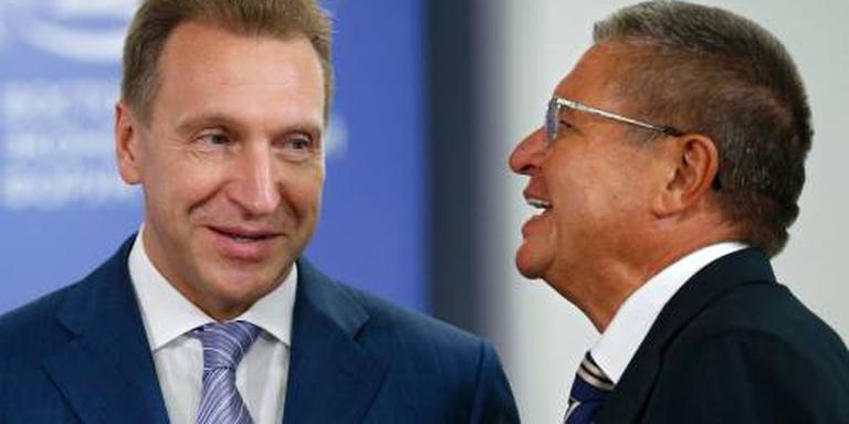 Minister Rusland ontslagen