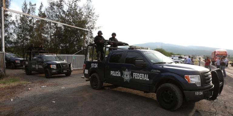 'Politie Mexico executeerde 22 verdachten'