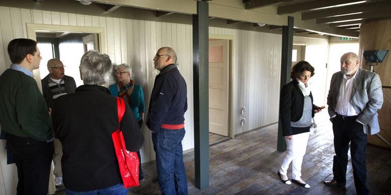 De gerenoveerde barak in Kamp De Beetse. Foto Archief DvhN