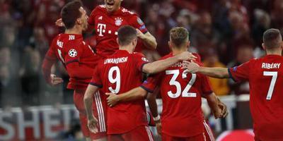 Recordomzet voor Bayern München