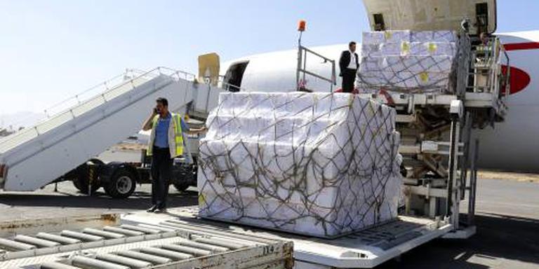UNICEF stuurt vaccins naar Jemen