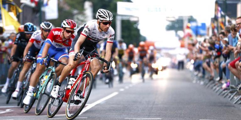 Mollema wint Daags na de Tour in Boxmeer