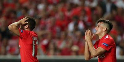 Benfica wint en AEK verliest
