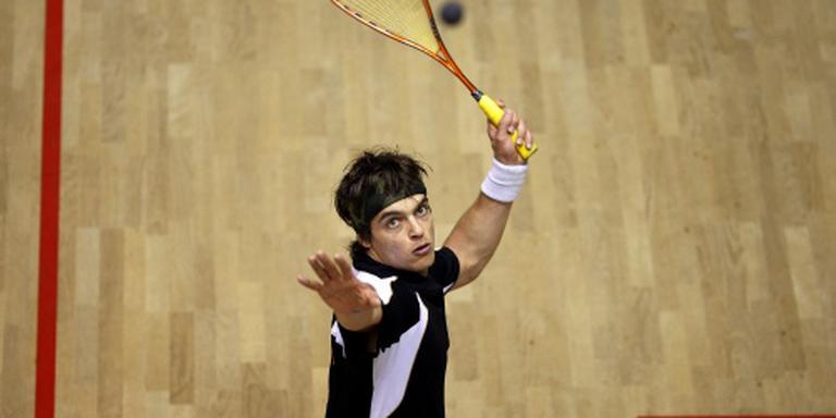 Tienvoudig kampioen Anjema stopt met squashen