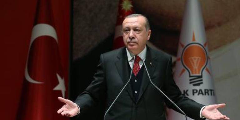 'Erdogan hielp Iran bij omzeilen sancties VS'