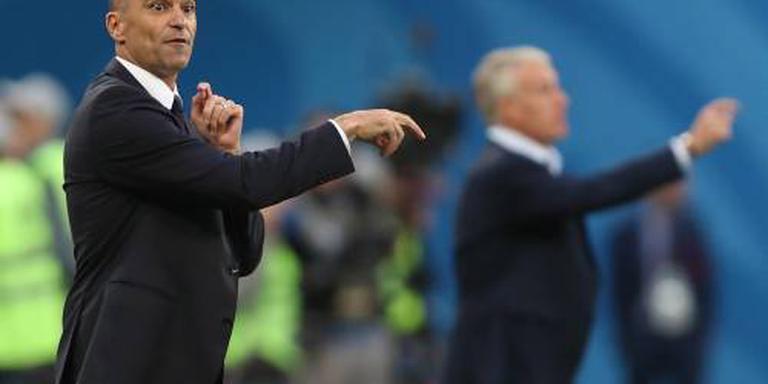 Martinez hoopt nog op derde plek met België
