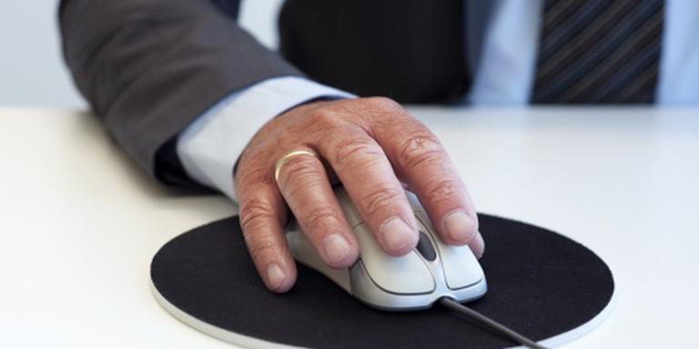 Nederlander relatief handig met computer