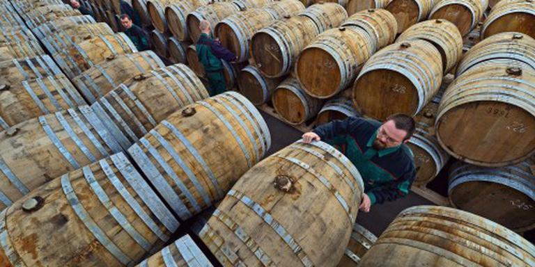 'Rusland gaat whisky stoken'
