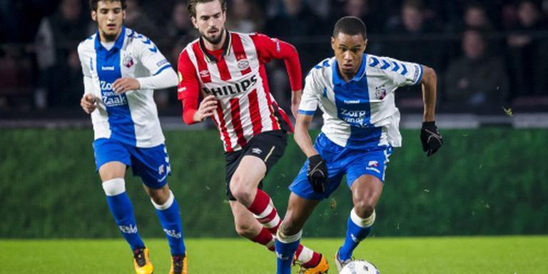 Ten Hag trots op FC Utrecht