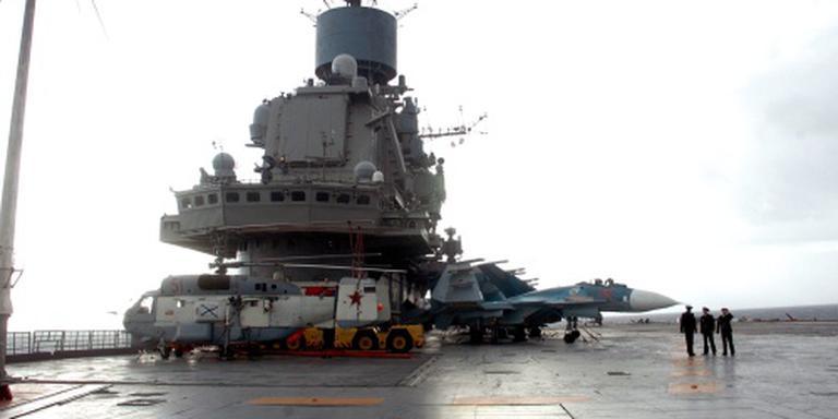 Russen willen vaste marinebasis in Syrië