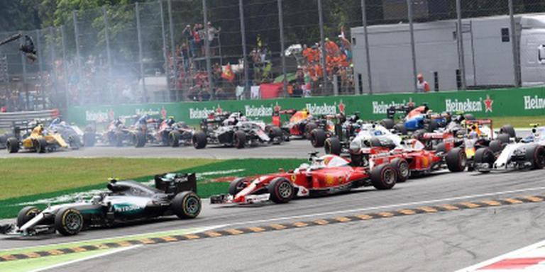 Liberty Media neemt Formule 1 over