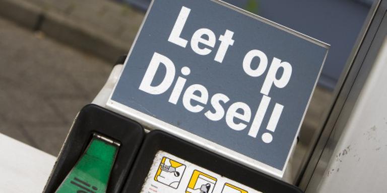 Dieven met 4000 liter diesel in laadruim