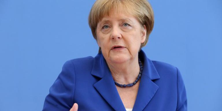 Merkel presenteert plan voor meer veiligheid