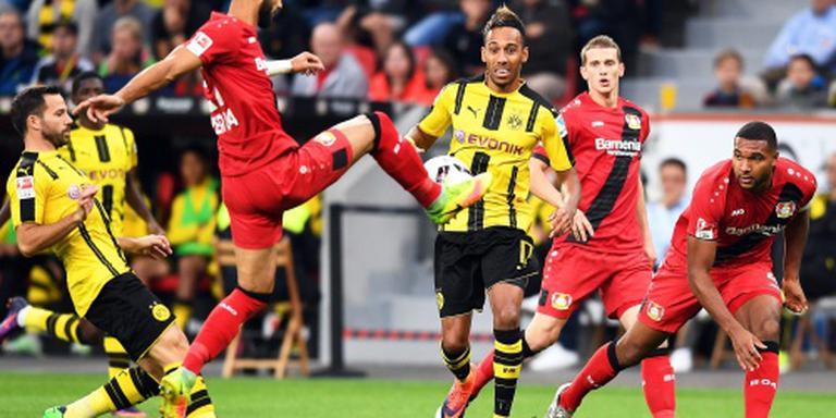 Leverkusen bezorgt Dortmund tweede nederlaag
